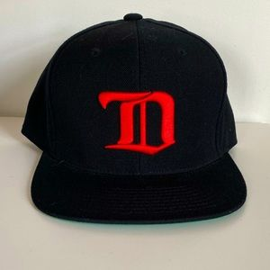 Detroit Red Wings Mitchell & Ness snapback - used